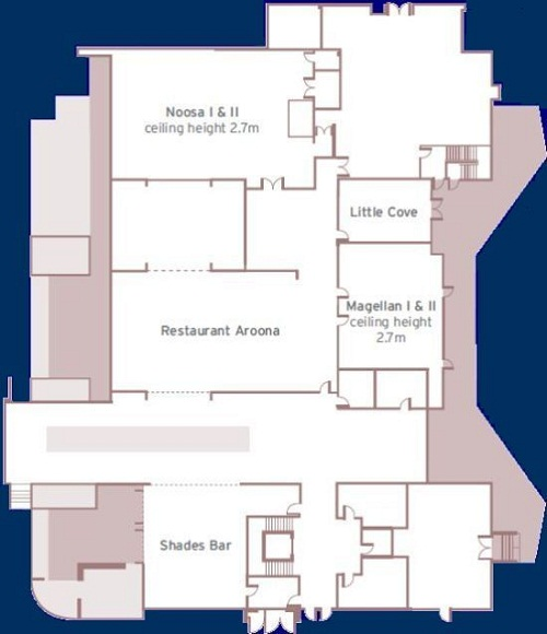 RACV Resort Noosa Conference Floor Plans
