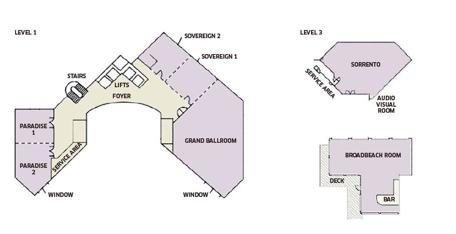 SofitelBroadbeach FloorPlans
